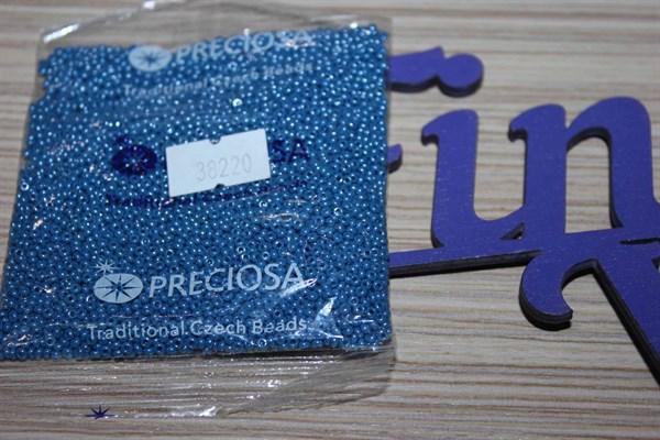 Бисер Preciosa №10 (Прециоса) 50 гр №38220 - фото 22708