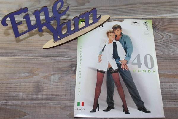 Чулки Dance Club Rumba 40 - фото 24251
