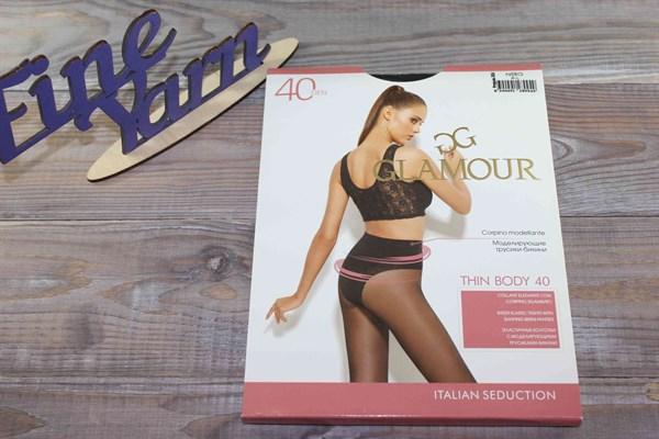 Колготки Glamour Thin Body 40 - фото 24257