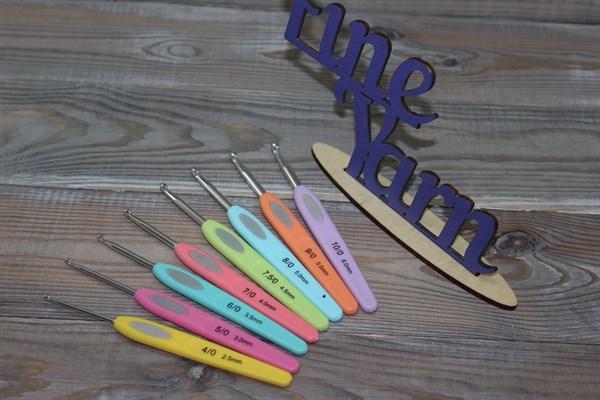 Крючки для вязания копия Кловер - фото 24916