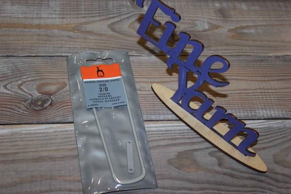 Вилка для вязания PONY  №2/30 мм - фото 30043