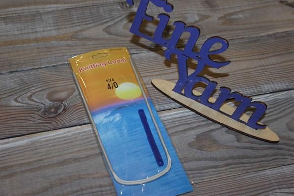 Вилка для вязания 65 мм/15 см Д.4,00 - фото 30044