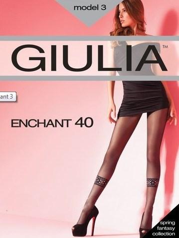 Колготки Giulia Enchant 40 - фото 8347