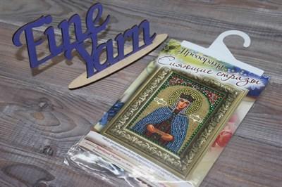"""Набор для вышивки стразами Икона """"Равноапостольная царица Елена"""""""