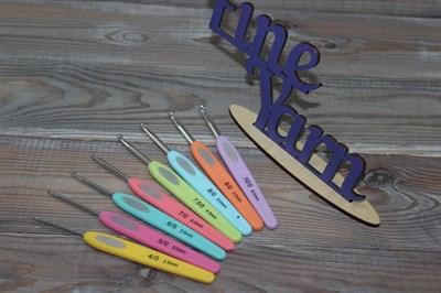 Крючки для вязания копия Кловер