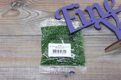 Бисер Preciosa №10 (Прециоса) 50 гр № зеленый 14