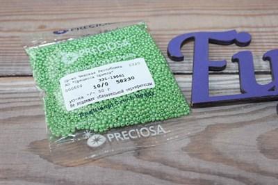 Бисер Preciosa №10 (Прециоса) 50 гр № 58230