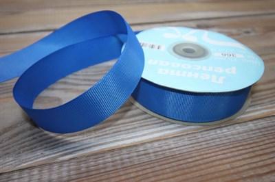 Лента Ideal репсовая 25 мм голубой