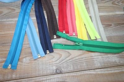 Молния разъемная пластиковая спираль 40 см №5