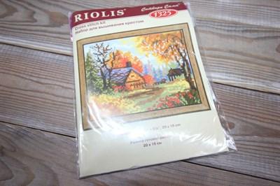 Набор для вышивания  Риолис 1325 Деревенский пейзаж