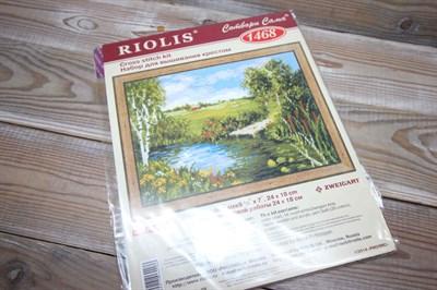 Набор для вышивания Риолис 1468 У реки