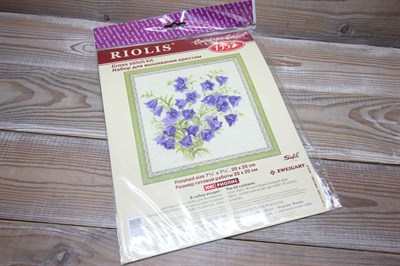 Набор для вышивания Риолис 1557 Колокольчики