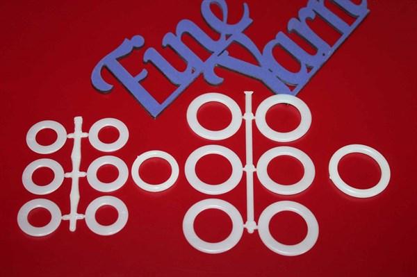 Кольцо для обвязывания крючком - фото 13917