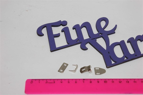 Крючки брючные 4 шипа - фото 13943