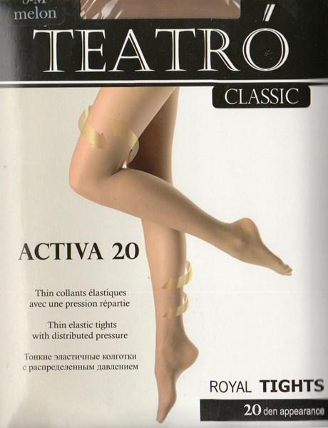 Колготки Teatro Activa 20 - фото 15497