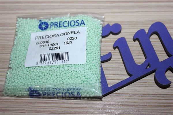 Бисер Preciosa №10 (Прециоса) 50 гр № 03261 - фото 22625
