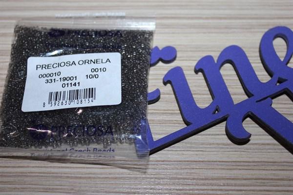 Бисер Preciosa №10 (Прециоса) 50 гр № 01141 - фото 22629
