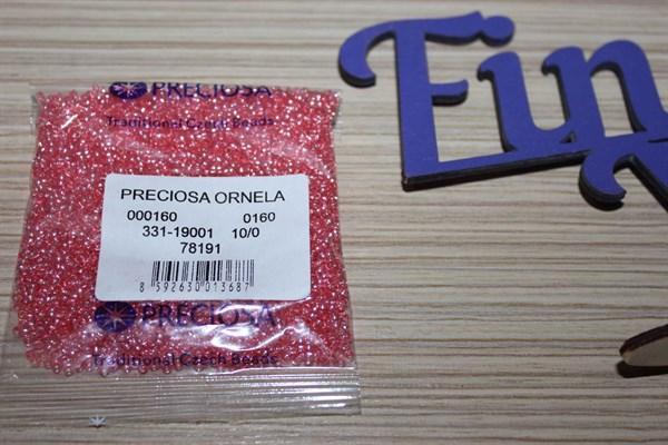 Бисер Preciosa №10 (Прециоса) 50 гр № 78191 - фото 22646