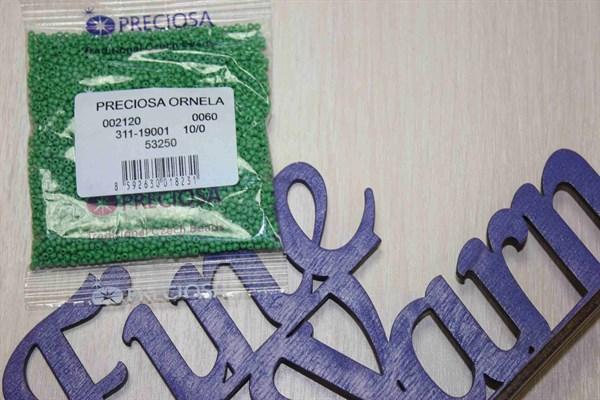 Бисер Preciosa №10 (Прециоса) 50 гр № 53250 - фото 23614