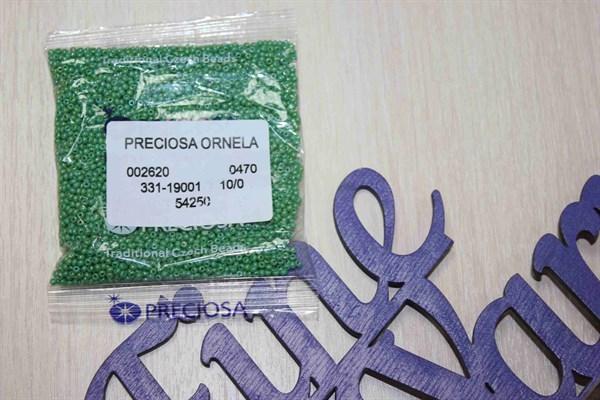 Бисер Preciosa №10 (Прециоса) 50 гр № 54250 - фото 23615