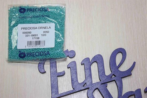 Бисер Preciosa №10 (Прециоса) 50 гр № 17158 - фото 23641
