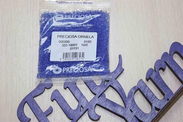 Бисер Preciosa №10 (Прециоса) 50 гр № 01131 - фото 23697