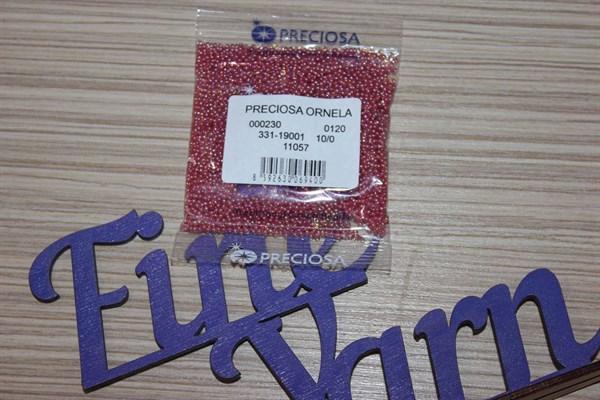 Бисер Preciosa №10 (Прециоса) 50 гр № 11057 - фото 23718