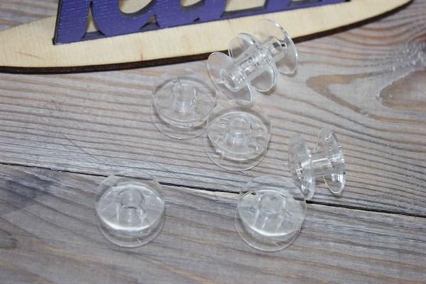 Шпулька пластиковая - фото 25995