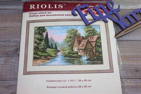 """Набор для вышивания крестом """" Мельница """" 1097 - фото 27957"""
