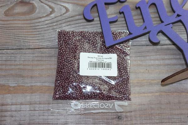 Бисер Preciosa №10 (Прециоса) 50 гр № коричневый 07 - фото 27977
