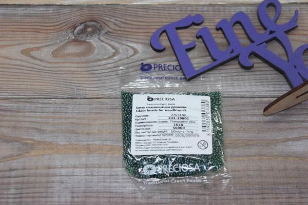 Бисер Preciosa №10 (Прециоса) 50 гр № 56060 - фото 27990