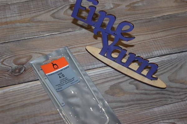 Вилка для вязания PONY  №4/55 мм - фото 30042