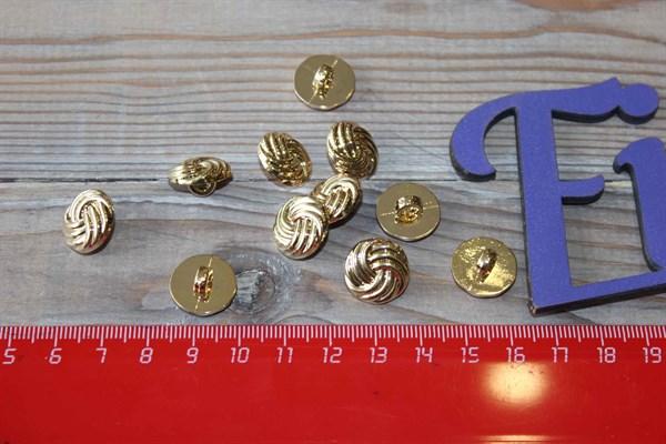 Пуговицы на ножке 15 мм арт. 56079 - фото 31674