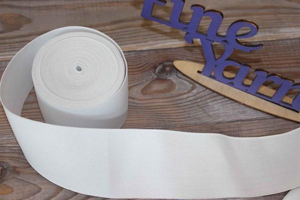 Резинка тканная 60 мм - фото 32303
