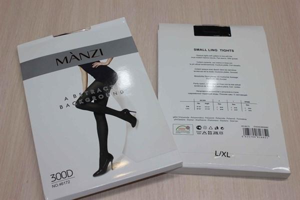 Колготки сеточка Manzi - фото 34736