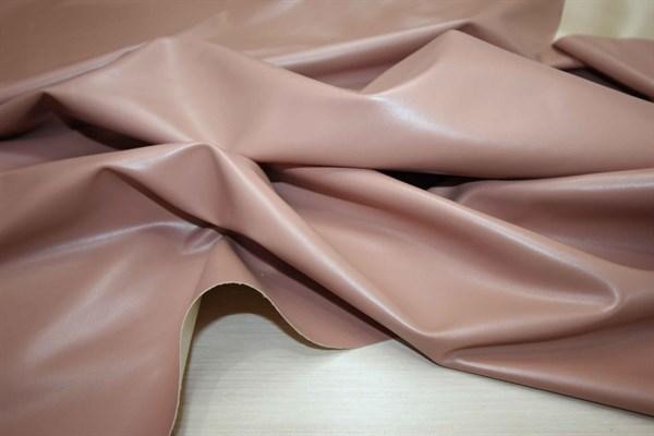 Кожа искусственная Розовый Беж - фото 36545