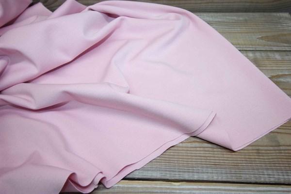 Джерси Нежно розовый - фото 38426