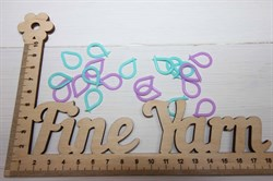 Маркеры для вязания арт.34023 - фото 40069