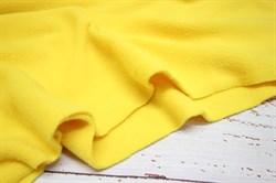 Флис желтый 190 гр/м.кв - фото 41151