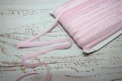 Резинка бельевая 10 мм светло розовый - фото 41355