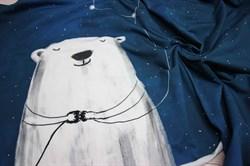 Футер с лайкрой купон Большая медведица - фото 42252