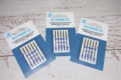 Иглы стандартные Schmetz 130/705H № 80,90(3),100 - фото 43505