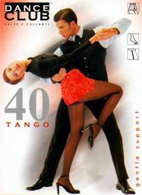 Колготки Dance Club Tango 40