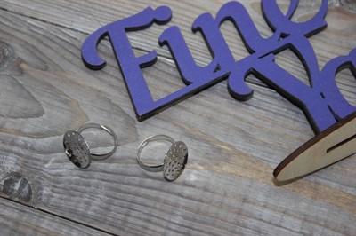 Заготовка для кольца никель
