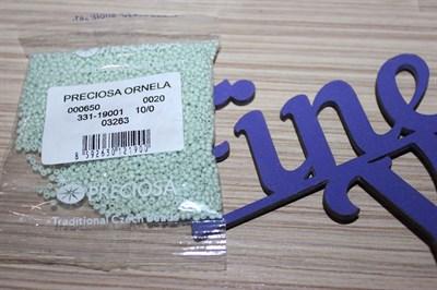 Бисер Preciosa №10 (Прециоса) 50 гр № 03263