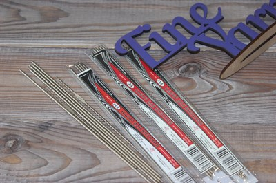 Набор для вязания спицы чулочные 5 шт