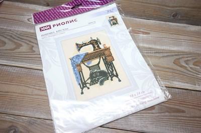 Набор для вышивания Швейная машинка 857