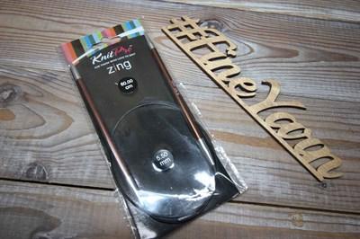 Спицы круговые Zing (Зинг) 60 см