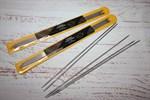 Спицы чулочные Maxwell металл 25 см №2,5