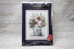 Набор для вышивания PANNA С-7050 Акварельный букет 27*35,5 см